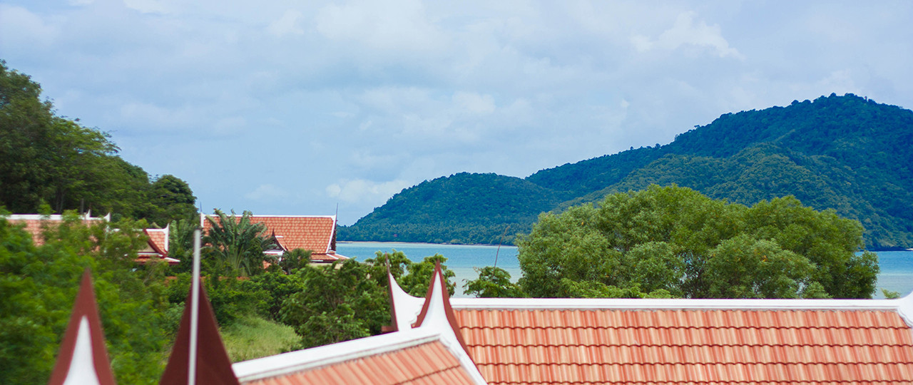 Andaman boutique hotel view